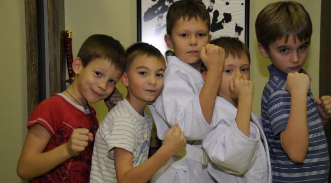 Бокс для детей в Киеве