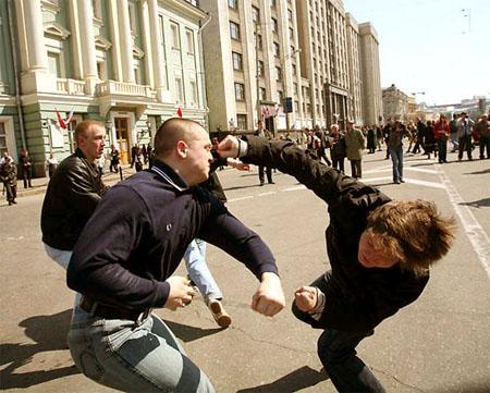 Драка: Как научиться драться