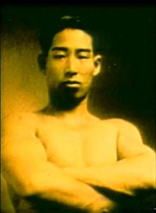 Мастер Саваяму в молодости