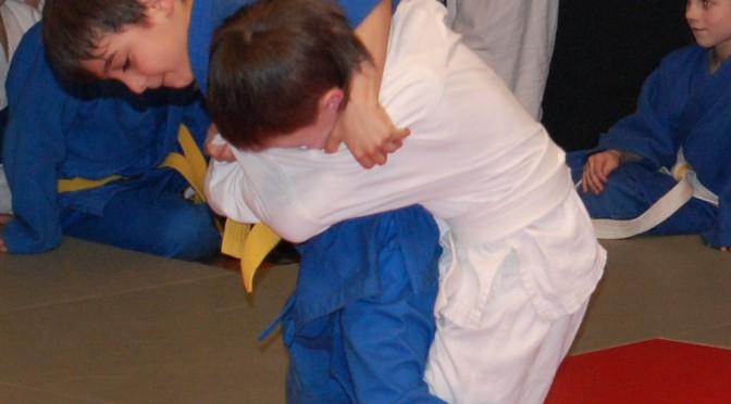 Дзюдо для детей в Киеве