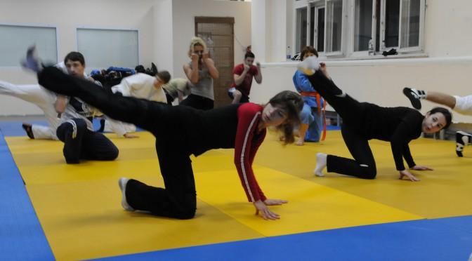 Фитнес для детей в Киеве