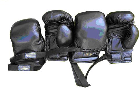 Куробу перчатки Ниппон кэмпо