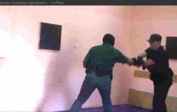 Эпизоды треннинга самозащиты