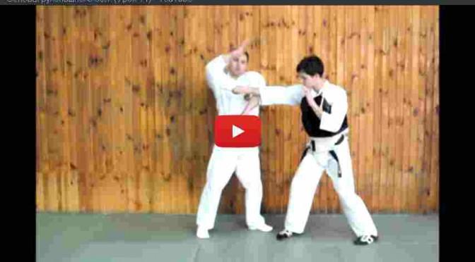 Урок 11:  Защита от ножа