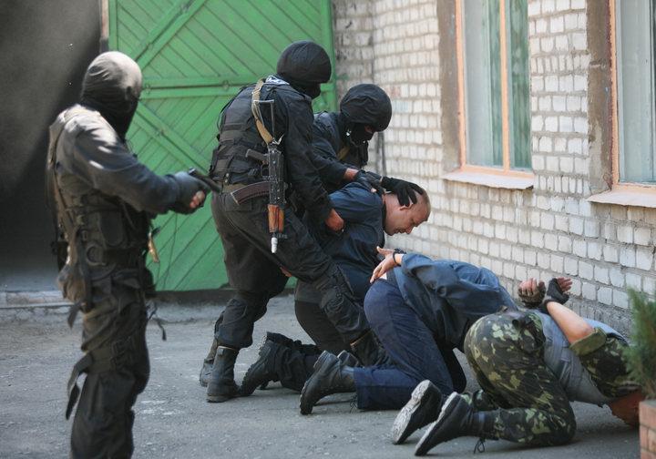 Заложники на Донбассе