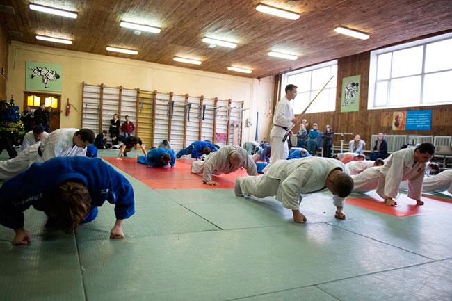 Аттестация Ниппон кэмпо