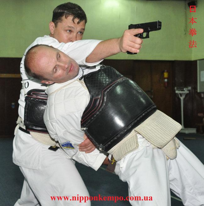 Оружие в рукопашном бою