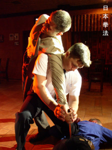 Прикладной рукопашный бой Ниппон Кэмпо