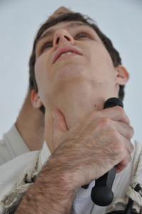 Явра удушение