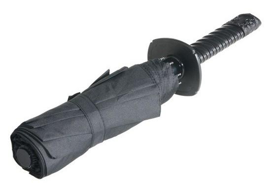 Зонтик — скрытое оружие