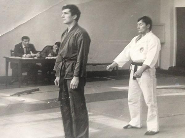 г. Днепропетровск 1987. Первенство КГБ УССР 1 - тур.