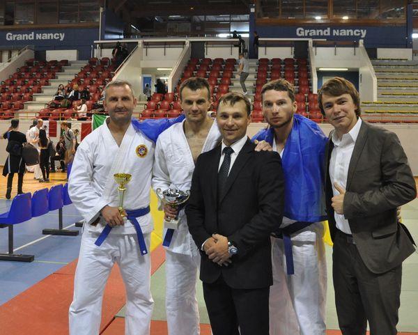 Наши чемпионы из Украины