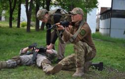 Специальная подготовка и рукопашный бой