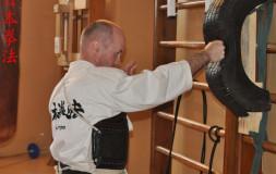 Самодельные тренажеры для рукопашного боя