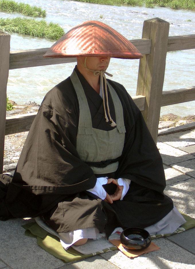 Japanese_monk