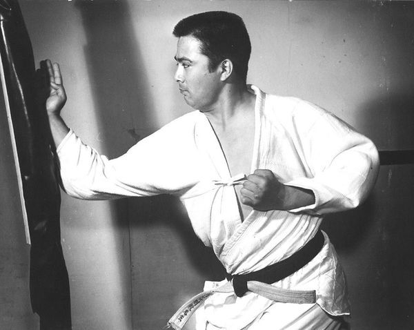 Honorable Goki Kinuya, Founder of Nippon Kempo in the United States of America