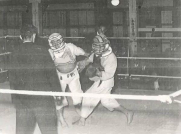 Соревнования Ниппон кэмпо 1940