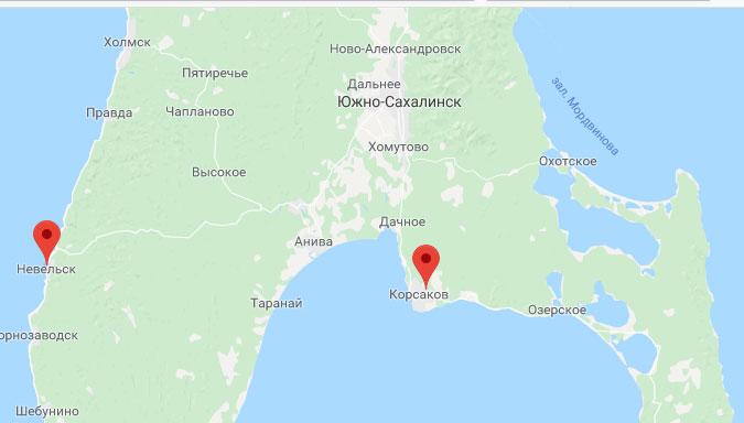 Корсаков-и-Невельск