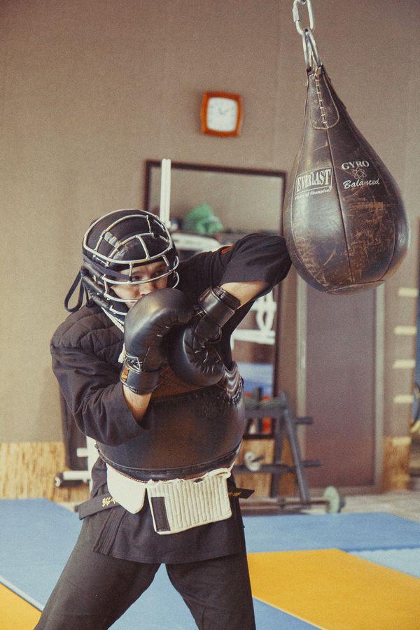 Рукопашный бой: Развитие выносливости
