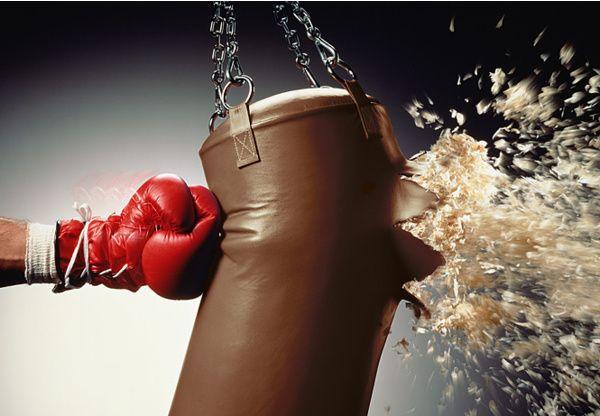 Рукопашный бой: Развитие скорости