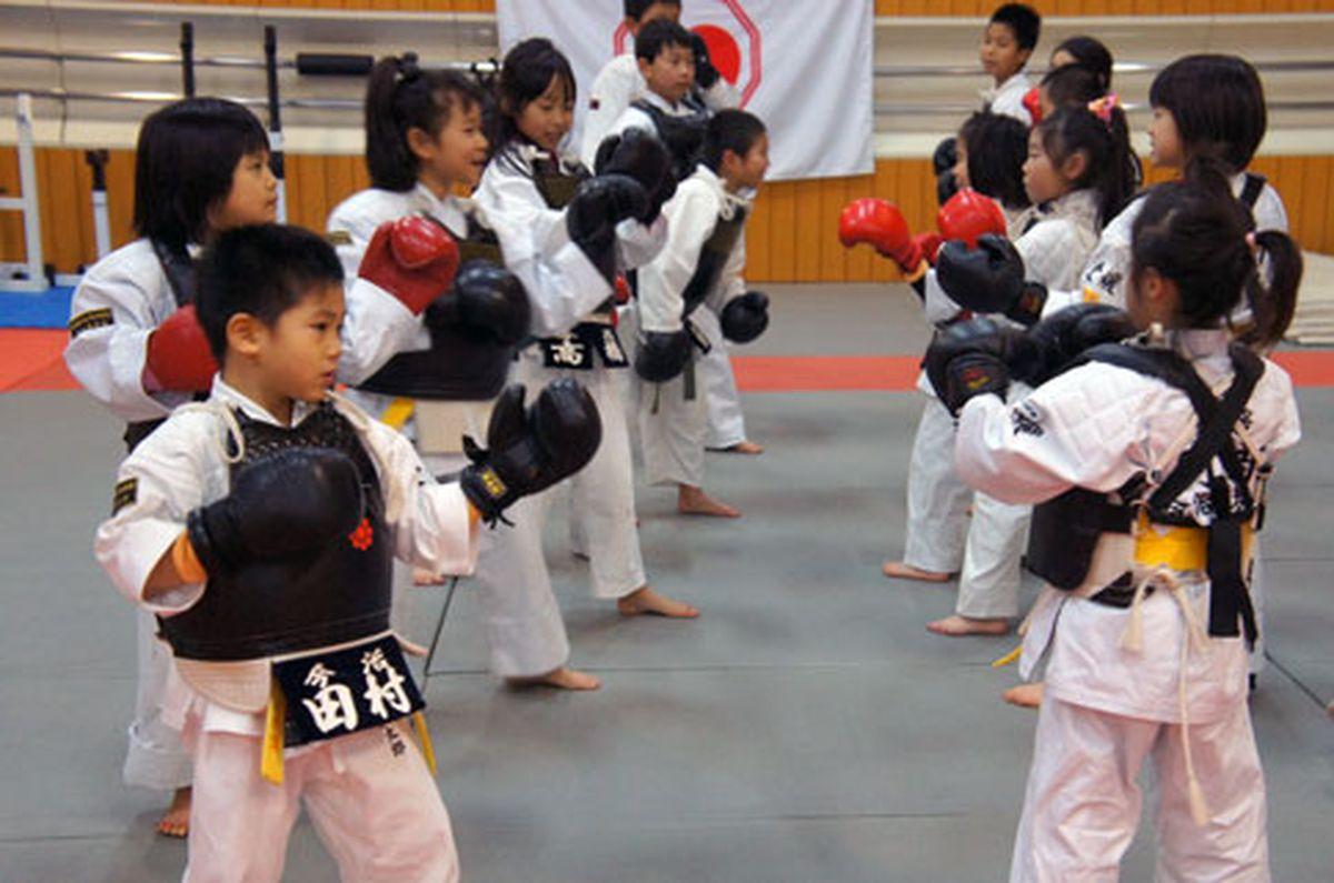 Рукопашный бой для детей