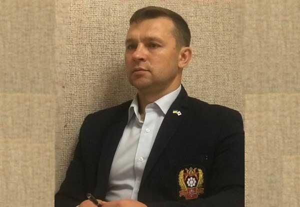 Вячеслав Журавлев президент Ниппон Кэмпо Украина