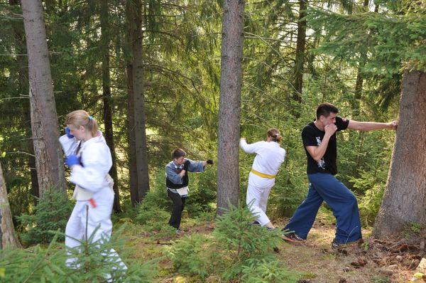 тренировочный лагерь Гассуку 2019 в Украине