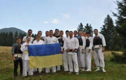 Ниппон кэмпо Украина
