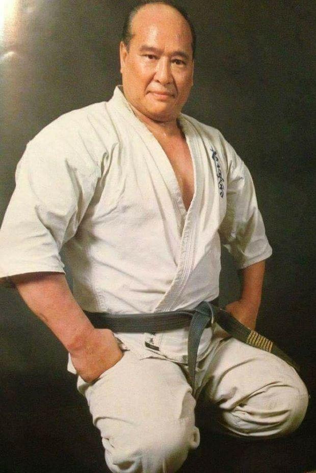 Ояма Масутацу Кёкушинкай каратэ