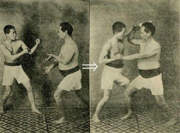 Тацуо Ямада и Мотобу Теки
