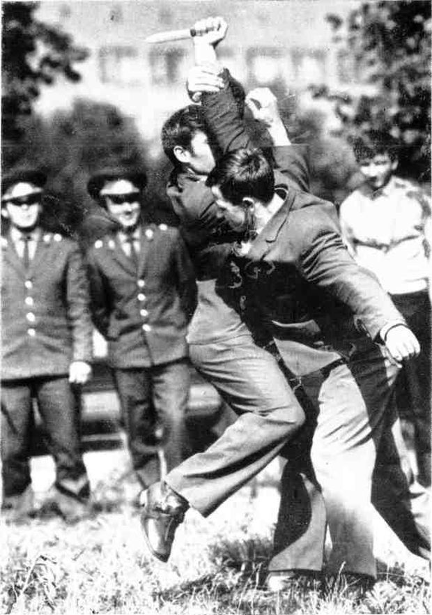 Рукопашный бой в СССР