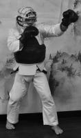 Удар передней рукой  - джеб